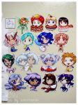 Zodiac Magnets and More 4Sale by kuroitenshi13