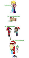 Christmas Gift 2013 by Soraply11