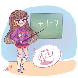 Mabel by T-Recksie