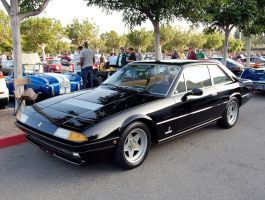 Ferrari 400 4 seat coupe by Partywave