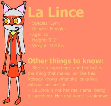 La Lince Reference 2013 by Ambipucca