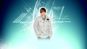 Justin Bieber Wallpaper2 by Kamillalb