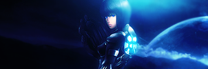 Ghost in the shell sig by xznlx