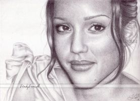 Jessica Alba 32 by Zindy