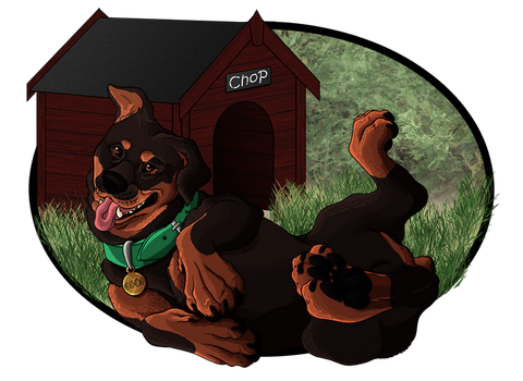 Chop by VaultScout