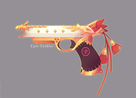 Weapon commission 105 by Epic-Soldier