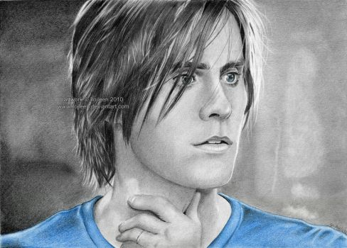 Jared Leto - Mr. Nobody by Ilojleen