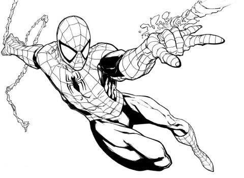 Spiderman by PatC-14