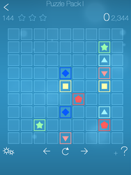 Symbol Link - Puzzle Pack 1 - Level 144 by HangHang0902