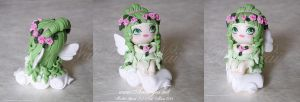 Angel Fimo 6 by Nailyce