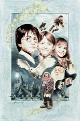 Harry Potter by BenCurtis