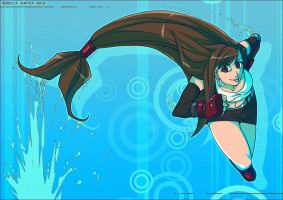 Tifa the Dolphin by Soap-Committee