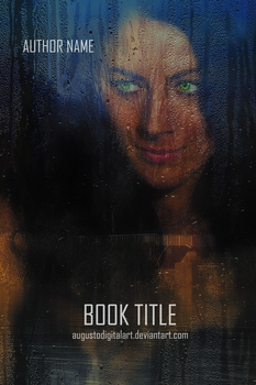 Book Cover Challenge Carly by AugustoDigitalArt