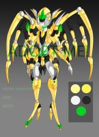 Adoptable2 FEMM-WARRIOR(CLOSED!!!) by Madnessgrowl