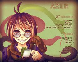 Azer new ID by Uberzers