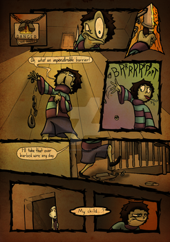 (V2) Nobody Came - Page 17 by TheComicGuys