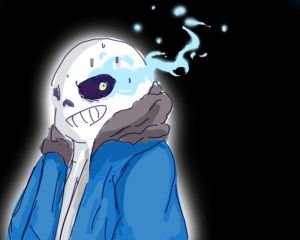 Never Stronger Sans x Reader by chasitythewolf on DeviantArt