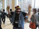 Wario Cosplay by videogameking613