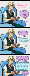 Ace Attorney - Nailing It by SAmaryllis