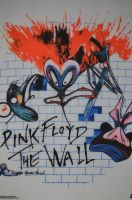 Pink floyd the wall by Dinkok
