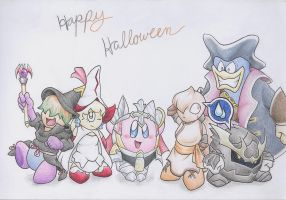 Happy Halloween! 2014 by ssbbforeva