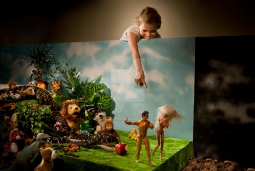 what if God was...........a child by stignr