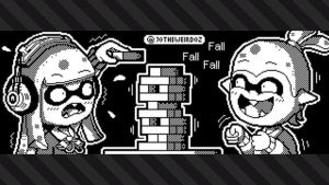 Splatoon 2: Tower Controll by JoTheWeirdo