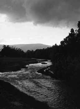 Moody River by The-Infamous-PeeGee