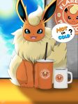 Hot or Cold? ( Flareon ) by Winick-Lim