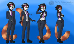 Commission: Melon Seed Gender Change. by Sin-R