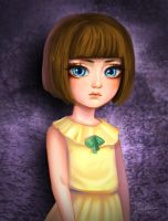 Fran Bow by PeachyProtist