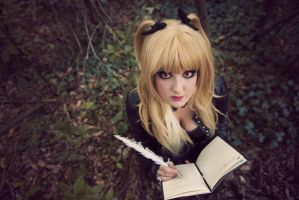 Misa Amane Cosplay by fumikoai