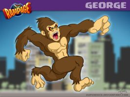Rampage - George by SuperEdco