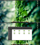 Linux Mint - A New Look by sagorpirbd