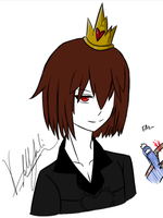 Chara the ruler by Tomboywolfthief