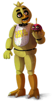 Chica the Chicken by GoldenNove
