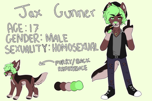 Jax Gunner reference by city-galaxies