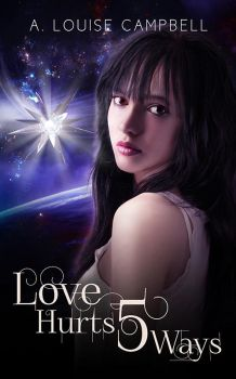 Love Hurts 5 Ways Book Cover by Everpage