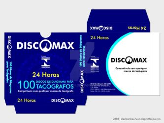 Discomax Pack by cledson