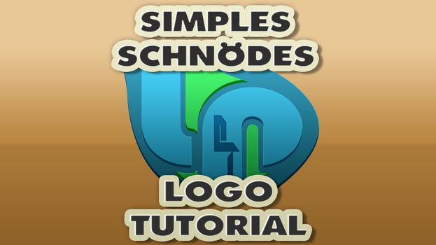 [GERMAN // DEUTSCH] Logo Tutorial - Simples Logo by Furinkaazen