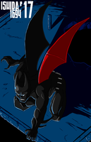 Batman Beyond by Ishida1694