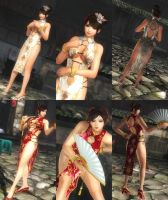 (RELEASE) QIPAO PACK by huchi001