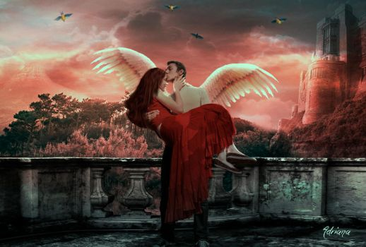 The magic of love by Adriana-Madrid