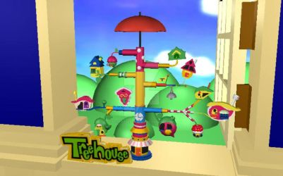 Treehouse TV Logo Remake by VictorZapata246810
