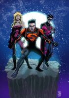 teen titans by FabianCobos