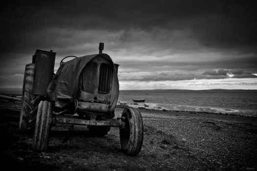 Old Boy Of The Beach by Phil-Norton