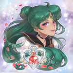 Eternal Sailor Pluto by Channel-Square