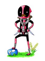 Deadpool by Axxis13
