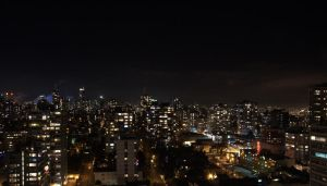 Vancouver Skyline by DTherien