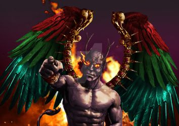 Ifrit by CapitanCatalufo